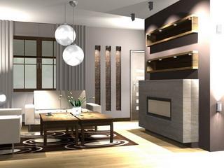 Aran acja wn trza wn trze modne oraz klasyczne for Projekty kuchni z salonem